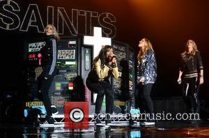 Natalie Appleton, Shaznay Lewis, Melanie Blatt and Nicole Appleton - All Saints