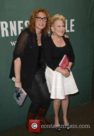 Judy Gold and Bette Midler - Barnes & Noble Union Square present the reissued 'A View From A Broard' by...