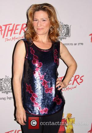 Ana Gasteyer - Opening night of Heathers The Musical at the New World Stages - Arrivals. - New York, New...