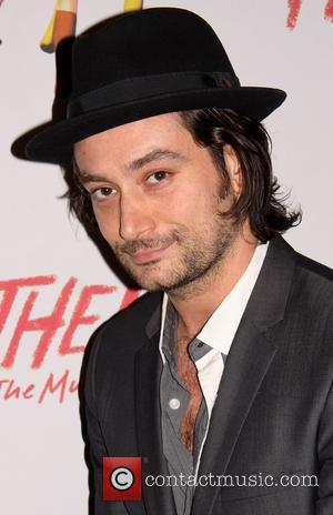 Constantine Maroulis - Opening night of Heathers The Musical at the New World Stages - Arrivals. - New York, New...