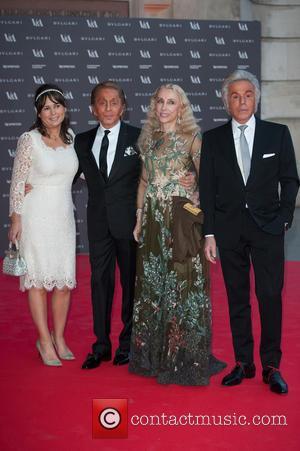 Valentino, Alexandra Shulman and giancarlo Giammetti