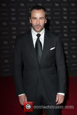 Tom Ford - The Glamour of Italian Fashion 1945-2014 - VIP dinner held at the Victoria and Albert Museum -...