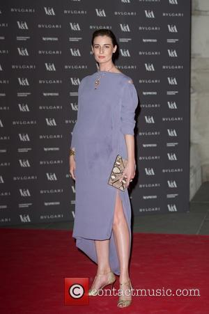 Erin O'Connor - The Glamour of Italian Fashion 1945-2014 - VIP dinner held at the Victoria and Albert Museum -...