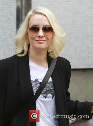 Claire Richards - Celebrities outside the ITV studios - London, United Kingdom - Tuesday 1st April 2014