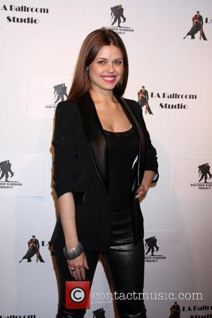 Anna Trebunskaya - Grand opening of LA Ballroom Studio - Arrivals - Sherman Oaks, California, United States - Tuesday 1st...