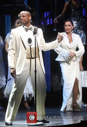 Dule Hill and Vanessa Williams - Vanessa Williams' First Night in Broadway's