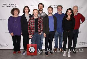 Gillian Hanna, Ingrid Craigie, Conor Macneill, Padraic Delaney, Daniel Radcliffe, Pat Shortt, Sarah Greene and Gary Lilburn