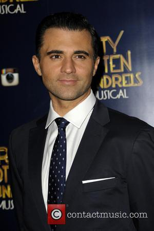 Darius Campbell - Dirty Rotten Scoundrels Press Night after party at The Savoy Hotel - London, United Kingdom - Wednesday...