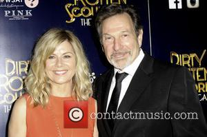 Glynis Baber and Michael Brandon
