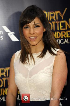Roxanne Pallett - Dirty Rotten Scoundrels Press Night after party at The Savoy Hotel - London, United Kingdom - Wednesday...