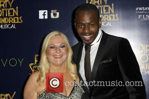 Vanessa Feltz and Ben Ofiedu