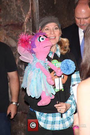 Sesame Street and Leslie Carrara-rudolph