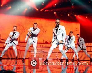 Backstreet Boys - Kevin Richardson, Howie Dorough, Aj Mclean, Brian Littrell and Nick Carter