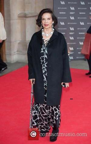 Bianca Jagger - The Glamour of Italian Fashion  -  VIP Preview held at the Victoria and Albert Museum...