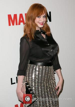 Golden Globe Awards, Christina Hendricks, Arclight Cineramadome