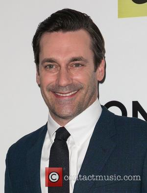 Jon Hamm - Season 7 premiere of the Emmy and Golden Globe Award-winning drama 'Mad Men' held at ArcLight Cinemas...