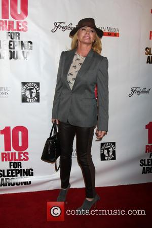 Shannon Tweed - 10 Rules for Sleeping Around Premiere - Los Angeles, California, United States - Wednesday 2nd April 2014