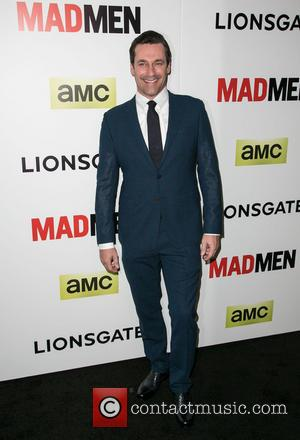 Jon Hamm - Celebrities attend AMC celebration of the Season Seven Premiere of The Emmy & Golden Globe Award-winning drama...