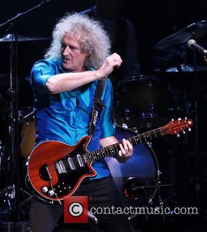 Brian May - Brian May and Kerry Ellis perform at City Rocks at the Royal Albert Hall, in support of...