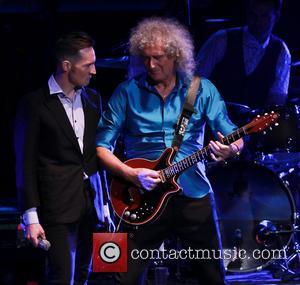 Dan Gillespie Sells and Brian May - Brian May and Kerry Ellis perform at City Rocks at the Royal Albert...