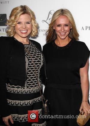 Megan Hilty and Jennifer Love Hewitt
