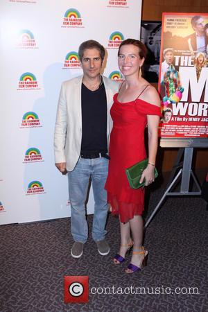 Michael Imperioli and Tanna Frederick
