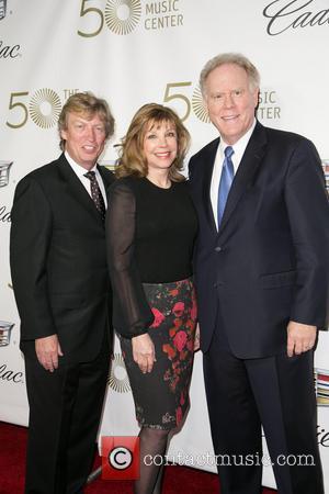 Nigel Lythgoe, Lisa Specht and Stephen Rountree