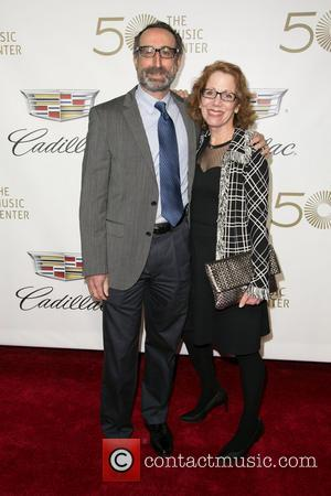 Richard Jones and Randi Jones - Celebrities attend The Music Center's 50th Anniversary Launch Party at The Dorothy Chandler Pavilion...