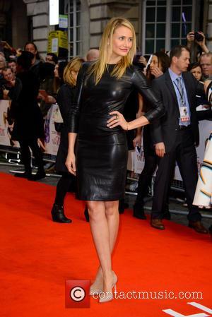 Cameron Diaz - U.K. Gala screening of 'The Other Women' at Curzon Mayfair - Arrivals - London, United Kingdom -...