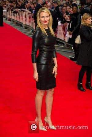 Cameron Diaz - U.K. gala screening of 'The Other Woman' - Arrivals - London, United Kingdom - Wednesday 2nd April...