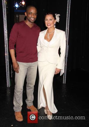 Dule Hill and Vanessa Williams