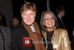 Robert Redford and Roseanne Barr - Vanessa Williams' First Night in Broadway's