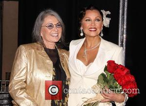 Roseanne Barr and Vanessa Williams