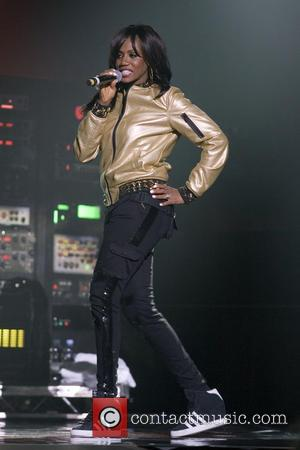 Shaznay Lewis - All Saints performing live on stage at The SSE Hydro at the SECC - Glasgow, Scotland, United...