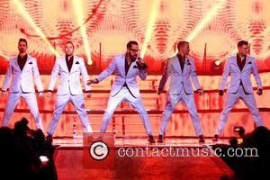 A. J. Mclean, Howie Dorough, Nick Carter, Kevin Richardson and Brian Littrell