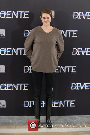 Shailene Woodley - 'Divergent' photocall in Madrid - Madrid, Spain - Thursday 3rd April 2014