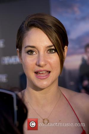 Shailene Woodley - 'Divergent' Madrid premiere at Callao cinema - Arrivals - Madrid, Spain - Thursday 3rd April 2014