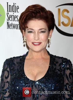 Carolyn Hennesy - 2014 Indie Series Awards held at El Portal Theater - Arrivals - North Hollywood, California, United States...