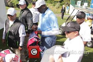 Michael Jordan - 13th Annual Michael Jordan Celebrity Invitational Presented by ARIA Resort & Casino at Shadow Creek Golf Course...
