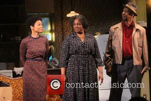 Anika Noni Rose, Latanya Richardson Jackson and Denzel Washington