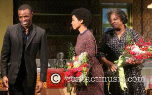Sean Patrick Thomas, Anika Noni Rose and Latanya Richardson Jackson