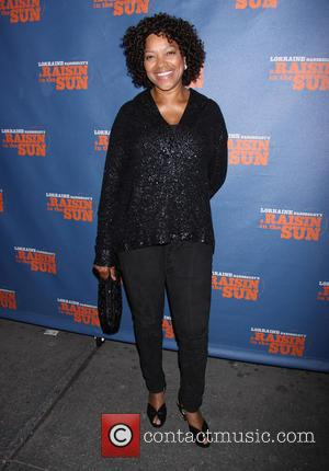 Grace Hightower - Opening night of A Raisin in the Sun at the Ethel Barrymore Theatre - Arrivals. - New...