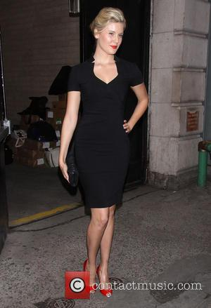 Maggie Grace - Opening night of A Raisin in the Sun at the Ethel Barrymore Theatre - Arrivals. - New...