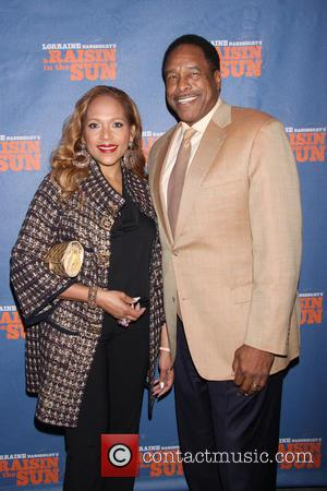Tonya Lee and Dave Winfield