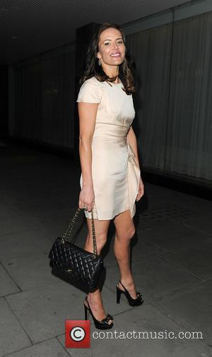 Sophie Anderton - Celebrities at Boux Avenue - celebrity gifting event at Sanderson hotel - London, United Kingdom - Thursday...