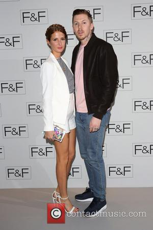 Millie Mackintosh and Professor Green