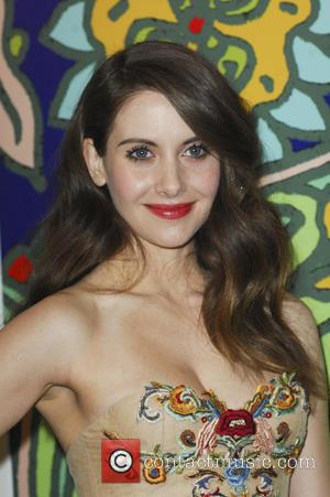 Alison Brie - Mad Men Season 7 Premiere Party - Los Angeles, California, United States - Thursday 3rd April 2014