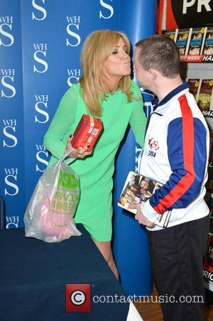 Michelle Collins and Antony From Shaw In Oldham