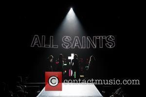 Natalie Appleton, Shaznay Lewis, Melanie Blatt, Nicole Appleton and All Saints