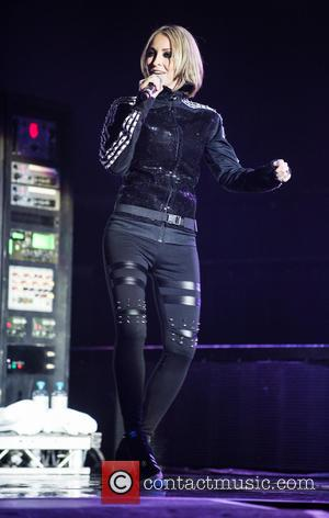 Nicole Appleton - All Saints, in support of Backstreet Boys, perform live at The O2 - London, United Kingdom -...